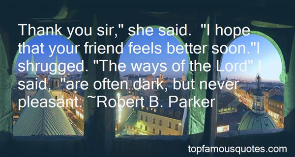 Quotes About Feel Better Soon
