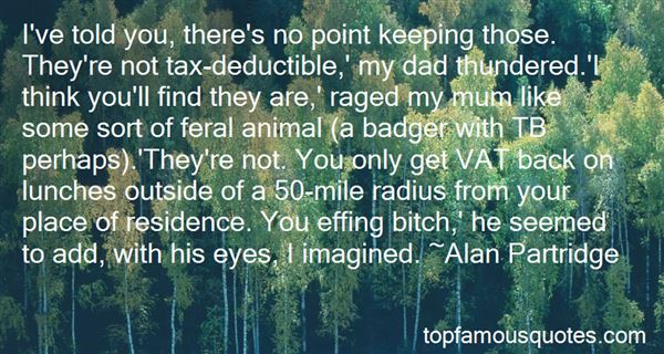 Quotes About Feral Hogs