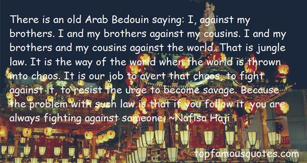 Quotes About Fighting Against The World