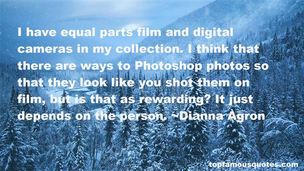 Quotes About Film Cameras