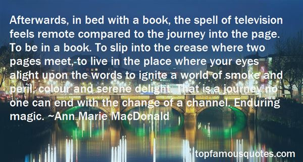 Quotes About Finishing A Journey