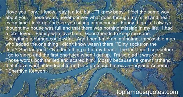 Quotes About First Time In Love