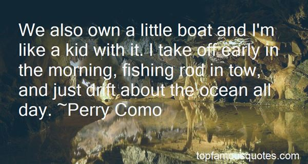 Quotes About Fishing In The Ocean