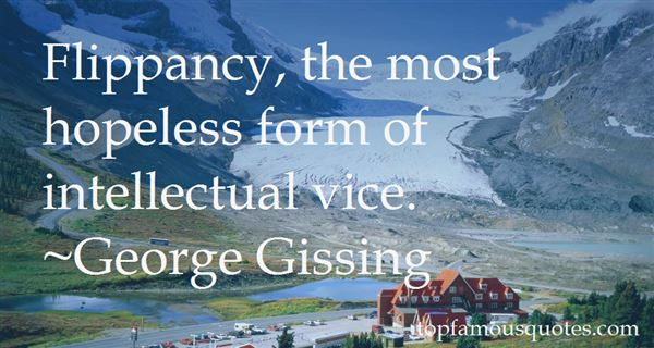 Quotes About Flippancy