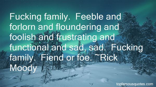 Quotes About Floundering