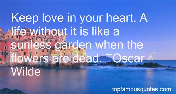 Quotes About Flowers And Life