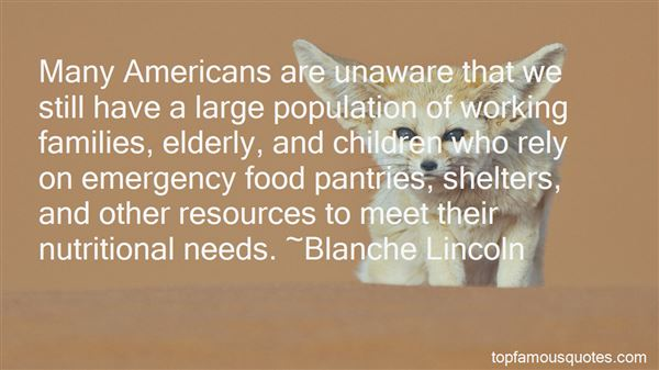 Quotes About Food Pantries