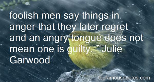 Quotes About Foolish Men