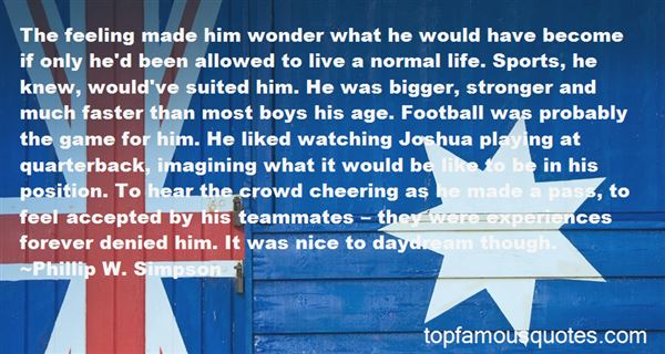 Quotes About Football Teammates