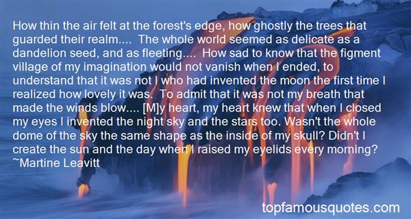 Quotes About Forest And Love