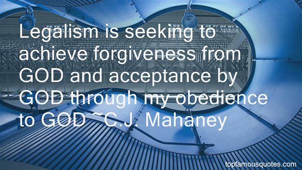Quotes About Forgiveness From God