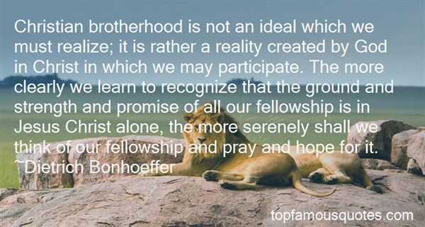 Quotes About Fraternities Brotherhood