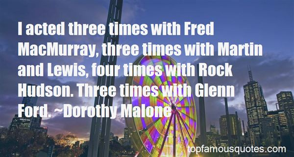 Quotes About Fred Williams