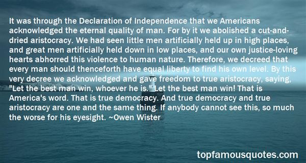 Quotes About Freedom From The Declaration Of Independence
