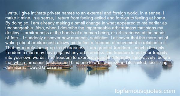 Quotes About Freedom To Express