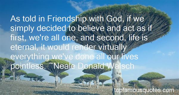 Quotes About Friendship With God