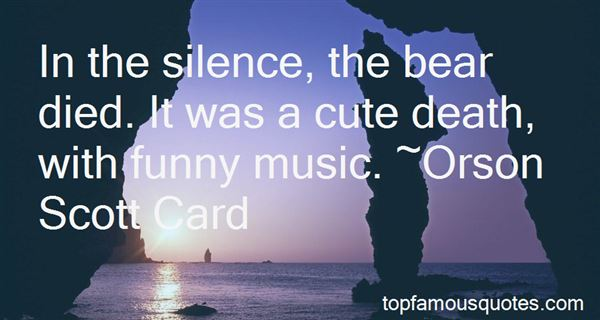 Quotes About Funny Nothingness