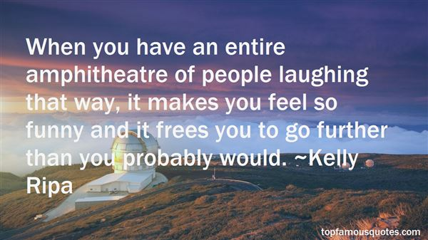 Quotes About Funny Pageants