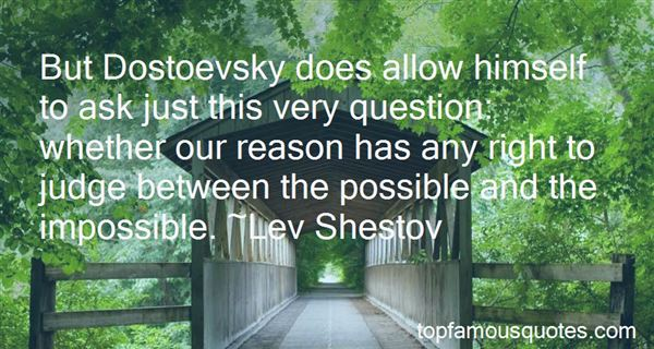 Quotes About Fyodor Dostoevsky