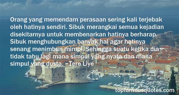 Quotes About Galau Dan Artinya