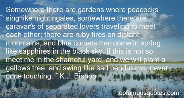 Quotes About Gardens And Spring