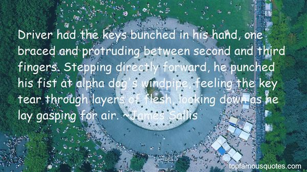 Quotes About Gasping For Air