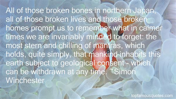 Quotes About Geological Time