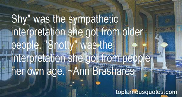 Quotes About Getting Older And Maturing