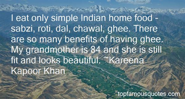 Quotes About Ghee