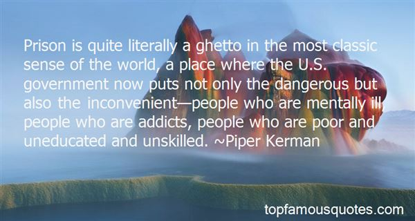 Quotes About Ghetto People