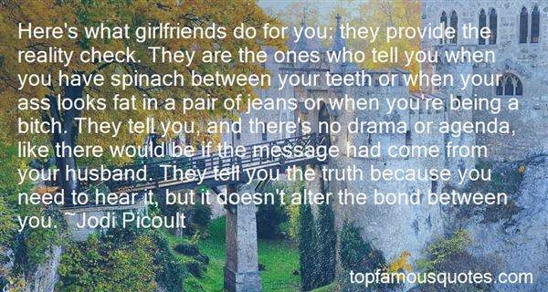 Quotes About Girl Drama