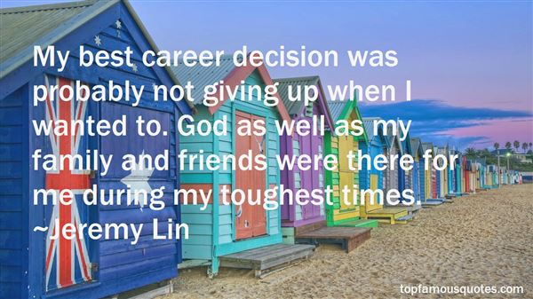 Quotes About Giving Up On Friends