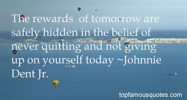 Quotes About Giving Up On Yourself