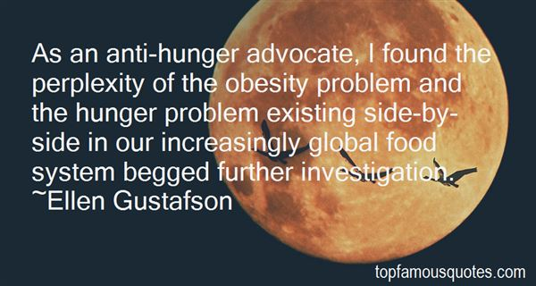 Quotes About Global Hunger