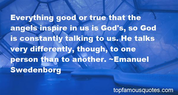 Quotes About God Talking To Us