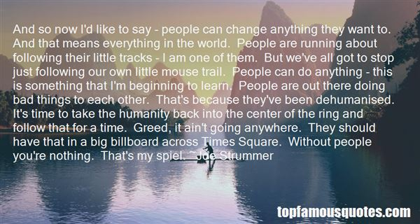 Quotes About Going Back In Time To Change Things