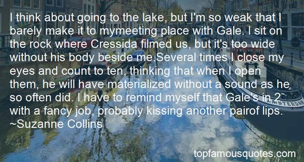 Quotes About Going To The Lake