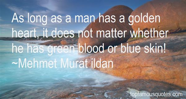 Quotes About Golden Heart