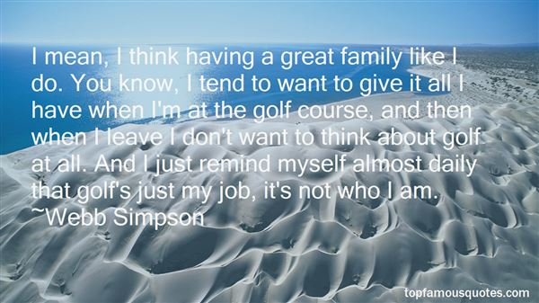 Quotes About Golf Coaches