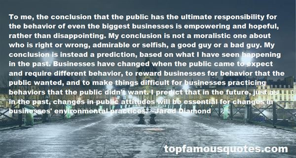 Quotes About Good Businesses