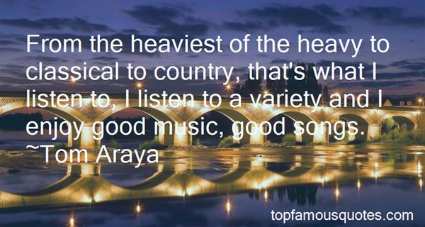 Quotes About Good Music