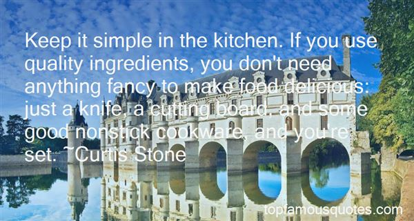 Quotes About Good Quality Food