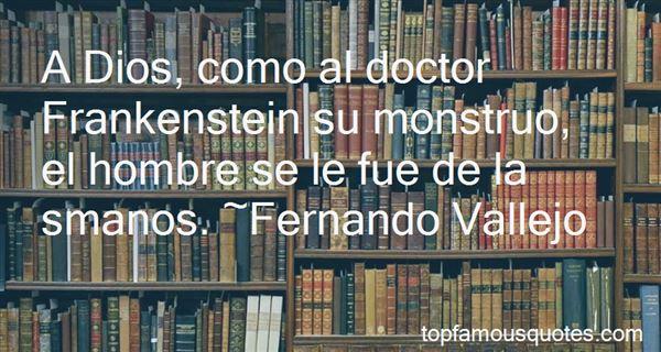 Quotes About Gothic In Frankenstein