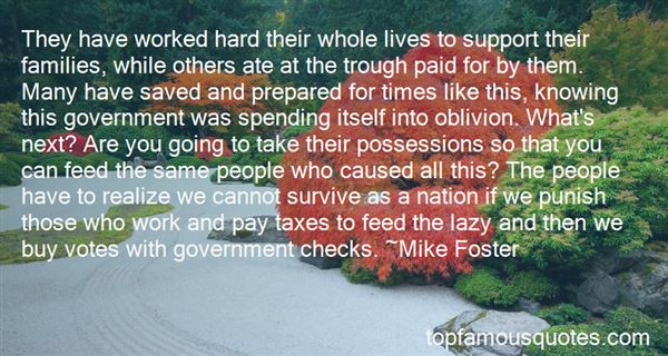 Quotes About Government Spending