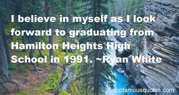 Quotes About Graduating From High School
