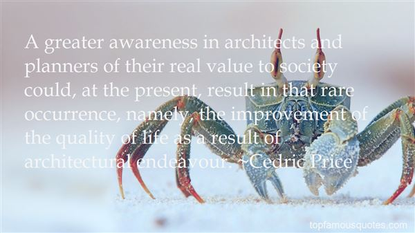 Quotes About Great Architects