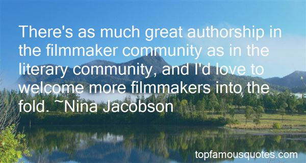Quotes About Great Authors