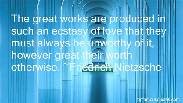 Quotes About Great Works