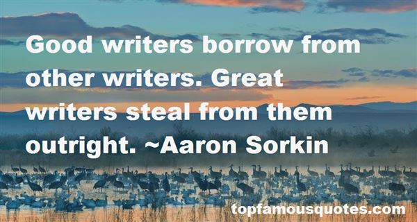 Quotes About Great Writers