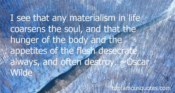Quotes About Greed And Materialism